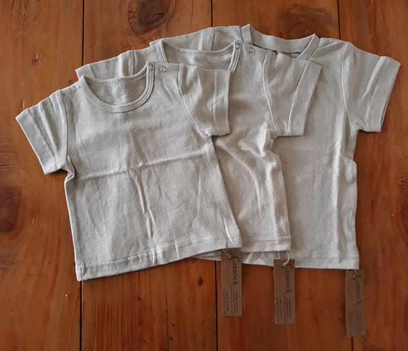 2fc613c0a Baby Hemp Organic Cotton T-Shirts – Cannock Harvest